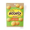 小さなメロンパンクッキー ミニ【41g×6袋】(カバヤ食品)