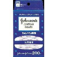 J&J 綿棒 200本入