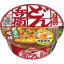 日清のどん兵衛 天ぷらそば [西]  【100g×12個】(日清食品)
