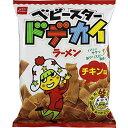 ベビースターラーメン ドデカイラーメン チキン味 【74g×12個】(おやつカンパニー)