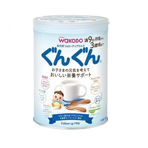 フォローアップミルクぐんぐん830g(アサヒグループ食品)ベビー食品/育児用粉ミルク