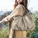 【cooga】空気を編むように仕立てた、羽織るような軽やかさのトートバッグ Nina (ニーナ)