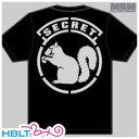 *ポスト投函商品* ミリタリー Tシャツ MSM ミルスペックモンキー Secret Squirrel /MIL-SPEC MONKEY サバゲー