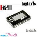 【LayLax(Giga Tec)】PSE リポ バッテリーチェッカー & バランサー/ライラクス ギガテック