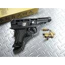 【ハートフォード(HWS)】九四式自動拳銃カッタウェイ前期型(ダミーカート式モデルガン・完成)