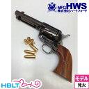【ハートフォード(HWS)】SAAシビリアンゴーストブラックモデルHWフレームケースハードン(発火式モデルガン・完成)