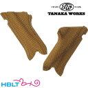 【タナカワークス(Tanaka)】木製グリップ Luger P08 用(チェッカー)/田中ワークス【05P03Dec16】