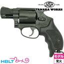 【タナカワークス(Tanaka)】S&W M360J SAKURA HW ブラック(発火式モデルガン/完成/リボルバー)/SW/Smith ...