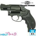 タナカワークス S&W M360J SAKURA .38special HW ブラック 1-7/8インチ ガスガン リボルバー 本体 /ガス エアガン タナカ tanaka SW Jフレーム サクラ サバゲー 銃