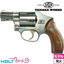 タナカワークス S&W M40 センチニアル 1966 Early Model Deluxe ビンテージ・ジュピター・フィニッシュ 2インチ 発火式 モデルガン リボルバー /タナカ tanaka SW Jフレーム 銃