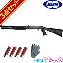 【東京マルイ】M3 スーパー90 エアーショットガン マガジンセット /エアガン/POLICE/SWAT/散弾銃/Benelli/Super90/エアショットガン/スターター/ハロウィン/コスプレ