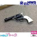 【Hartford HWS(ハートフォード)】Colt SAA.45FDC Basic ケースハードン(発火式モデルガン/完成/リボルバー)...