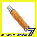 ノミノ柄 3・6・9mm用 NO.1 フクロイリ 藤原産業 [大工道具 のみ 彫刻刀 鉋 のみ]