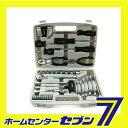 ガレージツールセットJr. ETS-45G 藤原産業 作業工具 工具セット