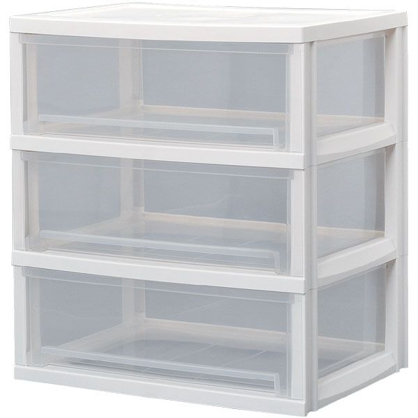 clear of iris size beyond storage drawers review bedroom full under king bath bed with container plastic the drawer bags
