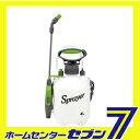 【エントリーでポイント11倍〜】蓄圧式噴霧器 4L SAS-