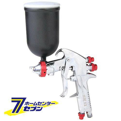 エアースプレーガン重量式SPGK-13G藤原産業[電動工具エアーツールスプレーガン]キャッシュレス5