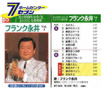 【ポイント10倍】本人歌唱カラオケテープ フラン...の商品画像