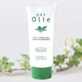 Pax oly body cream 110 g Sun yushi