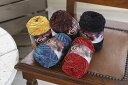 毛糸 ハマナカ ルナモール グラデーション 日本製 手編み 編み物 ハンドメイド バッグ 帽子