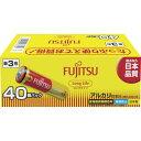 ■富士通 アルカリ単3 LongLife (40本入) LR6FL(40S) FDK(株)【7545878:0】