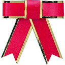 ■HEIKO ギフトリボン ミニパック 赤 10個入り 001452505 (株)シモジマ【8644074:0】