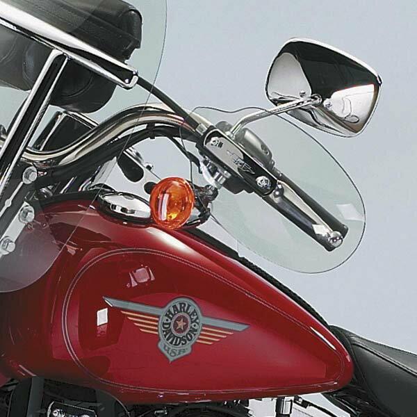 【ナショナルサイクル】N5541 ハンドルバーマウント・ウインドデフレクター