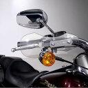 【ナショナルサイクル】N5545 ハンドルバーマウント・ウインドデフレクター