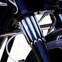 【ポールヤフィー】 Yafterburner フォークスライダー ブラックコントラスト 2014〜2020ツーリング、トライク 0411-0157