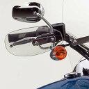【ナショナルサイクル】ハンドルバーマウント・ウインドデフレクター National Cycle