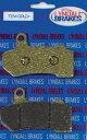LYNDALL BRAKES ゴールドプラスブレーキパッド '08以降ツーリング / '06以降VRSC フロント・リヤ用