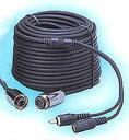 屋外用防犯監視カメラ用の専用延長ケーブルです。機種をご確認のうえご購入ください屋外用防犯カメラセットケーブル-60m(TR-850/851用)C-60W