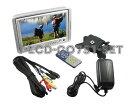 2台のカメラを接続可能、自動切換機能付7インチ液晶カラーモニタ7インチ液晶カラーモニター LCD-C07S1 【daily★0319】