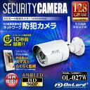 防犯カメラ 監視カメラ スマホ操作 スマホ対応 OL-027W SDカード対応 IPカメラ ネットワ...