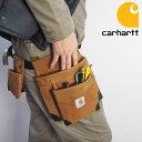 carhartt カーハート Legacy standard tool belt C-100611 ツールベルト ベルト スタンダード レガシーシリーズ 腰袋 道具入れ 工具入れ 工具袋 ワーク DIY ガレージ メンズ 男性用 渇水加工 作業用 アウトドア