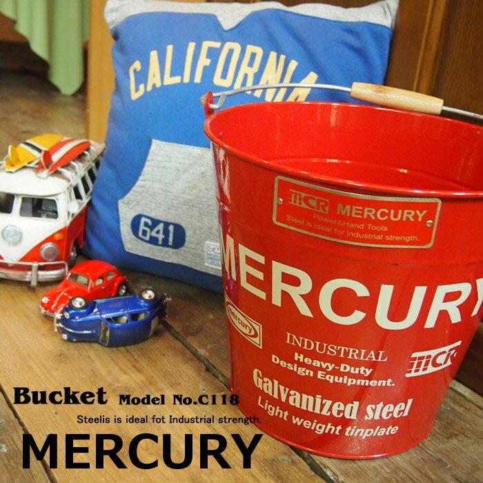 Mercury マーキュリー バケツ MEBUB...の商品画像