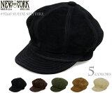 ニューヨークハット (NEWYORKHAT) スエード キャスケット #9260 SUEDE SPITFIRE(スエードスピットファイアー) [ NEW YORK HAT 帽子 キ