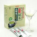 血糖値が気になる方の粉末緑茶食事のおともに食物繊維入り緑茶(6g×30包)