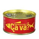 岩手県産 サヴァ缶 国産サバのパプリカチリソース味170g ...