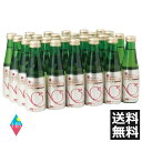 (送料無料)シャイニー スパークリングアップル(200ml)×24本(1ケース)