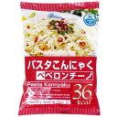 こんにゃくパスタぺペロンチーノ味×24食【送料無料】