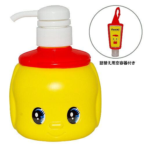 薬用消毒ハンドリキッド 350ml 詰め替え容器付き - フエキ