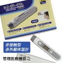 非接触型 皮膚赤外線体温計 イージーテム (管理医療機器) - 原沢製薬工業