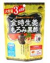 金時生姜もろみ黒酢 大容量3ヶ月分 186粒 - ユニマットリケン