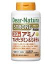 ディアナチュラスタイル ストロング39アミノマルチビタミン&ミネラル 300粒 - アサヒフード&ヘルスケア