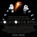 ゴールドパワーリング ゴルドパワー/リング/指輪/天然石/開運/お守り/...