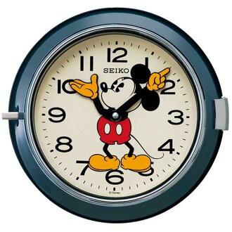 迪士尼掛鐘迪士尼米老鼠鐘錶時尚精工精工時鐘成人迪士尼 FS504L