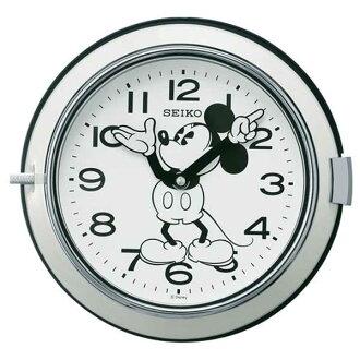 迪士尼掛鐘迪士尼米老鼠鐘錶時尚精工精工時鐘成人迪士尼 FS504W