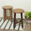 RoomClip商品情報 - スツール 無垢 スツール 北欧 椅子 丸椅子 ナチュラル