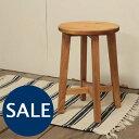 スツール/パイン材 [送料無料!] 木製 チェアー オーダー 椅子 丸椅子 シンプル 無垢材